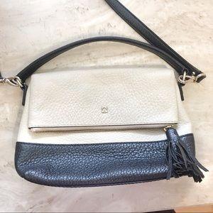 Kate Spade Leather Crossbody Satchel